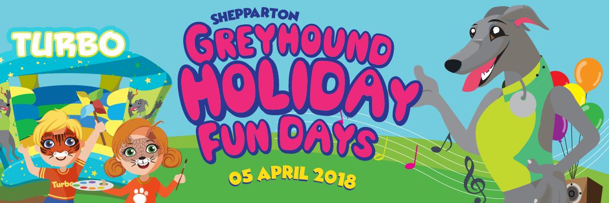 Greyhound Holiday Fun Day in Shepparton