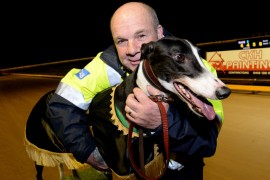Peter Galo's perfect Shepparton Cup success