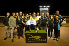Blue Ribbon Cup Success