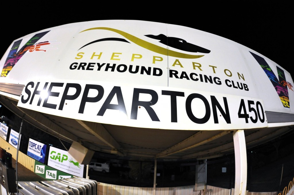 Shepparton greyhounds greyhound racing